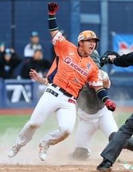野球BCリーグ新潟、群馬に5-2で快勝