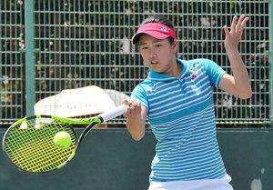 岐阜県勢、予選突破ならず カンガルー杯女子テニス開幕