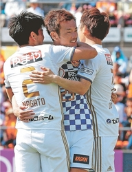 J1仙台・菅井、3季ぶりのゴール