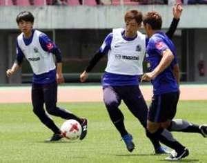 J1広島 森崎が今季初出場へ 3日広島でルヴァン杯C大阪戦