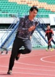 激戦必至の男子200Mに注目 3日開催の静岡国際陸上