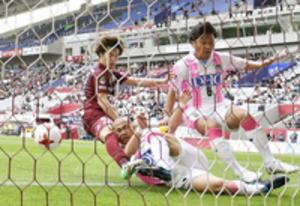 J1神戸が中坂(徳島市出身)のゴールで3連勝 ルヴァン杯