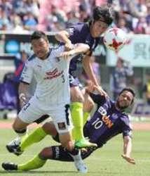 J1広島、C大阪に敗れる ルヴァン杯、1次L突破遠のく