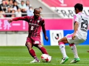 J1神戸3連勝、首位守る ルヴァン杯