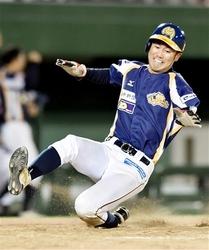 野球BCリーグ 福井、延長サヨナラ負け 信濃に本盗許す