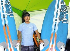 ウインドサーフィンW杯横須賀大会が11日開幕 日本の20選手も
