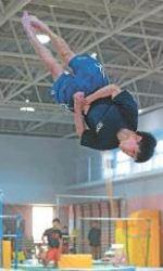 新技「ゴシマ」で東京狙う 体操・床の五島(仙台大4年)