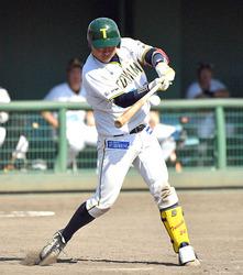野球BCリーグ富山3連勝、首位・福井に10-8