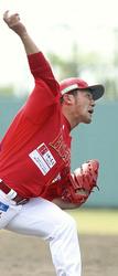 BCリーグ福島、追撃あと一歩 ボウカーが2戦連続本塁打