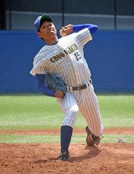 首位対決、城国大が先勝 千葉県大学野球春季リーグ 第4節第1日