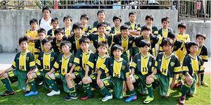 南紀が優勝、準優勝は富田 少年サッカー西牟婁大会