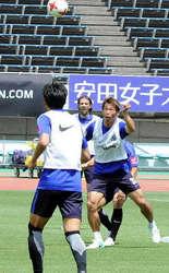 J1広島、無失点の鍵はセットプレー 6日ホーム神戸戦