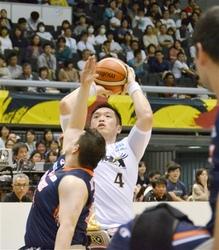 車いすバスケ、宮城MAX9連覇 島田出身の藤本活躍 日本選手権