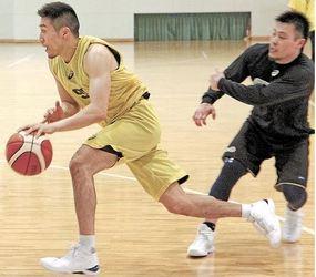 バスケB1仙台・片岡、復調の兆し 得点力に期待