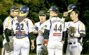 野球BCリーグ福井、延長の末引き分け 首位に浮上