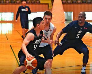 バスケB1琉球、CS懸け6日から2連戦 大阪に2連勝必須