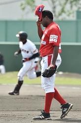 信濃、巨人3軍に敗れる 野球BCリーグ