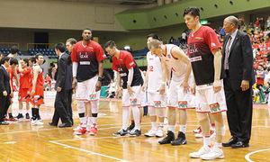富山敗れる、三遠に68-83 バスケBリーグ1部