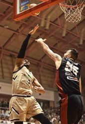 バスケB1琉球、延長大逆転 大阪に88―83 勝率並ぶ Bリーグ