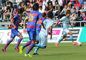 J3琉球、3発快勝 FC東京U―23に3―0