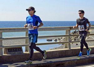 高知県室戸市-徳島県阿南市でウルトラマラソン構想