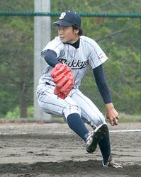 佛大、花園大が先勝 京滋大学野球