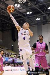 バスケB2青森、5連勝で今シーズン終了 東地区4位