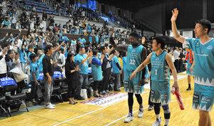 逆転負けで悔しい幕切れ バスケB1京都、西地区5位