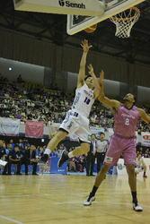 バスケBリーグ 青森、5連勝で最終戦飾る