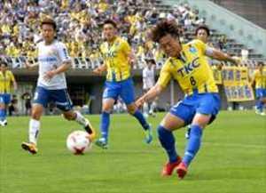 J3栃木 3連勝ならず 北九州と0-0で引き分け