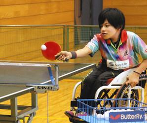 車いす卓球 約束の金メダル 僕がかなえる 21歳の土井健太郎