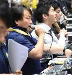 バスケBリーグ 栃木、声で支えた10年間 DJkei、菊池さん勇退