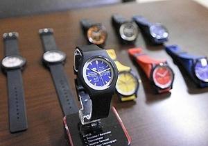 ボート 信毎諏訪湖レガッタ 参加賞のオリジナル腕時計復活