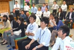 ラグビー W杯 静岡「2年後」に熱視線 組み合わせ抽選