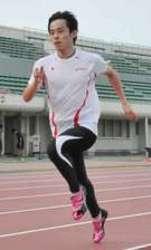 陸上 知的障害者世界選手権  広島市東区の上村さん出場