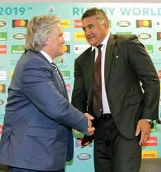 日本はアイルランドと同組 京都でラグビーW杯抽選会
