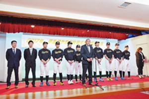 伊達聖ヶ丘病院硬式野球部、都市対抗野球へ闘志