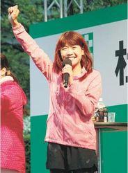 仙台ハーフマラソン、Qちゃん「本番へアップ入念に」
