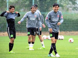 J1浦和、14日新潟戦 3連敗中も好転の足掛かりへ