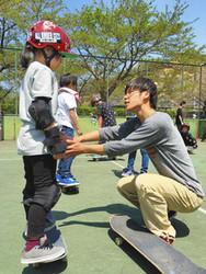 東京五輪追加種目・スケボーに人気 福井県協会が環境整備