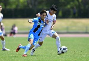 JFLヴァンラーレ八戸首位陥落、FC大阪に1―3