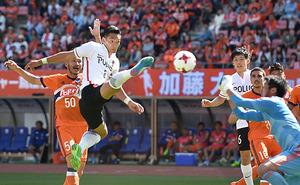 J1浦和、ゴールラッシュで首位奪回 新潟に6-1