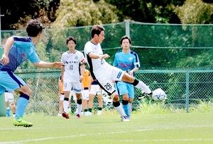 サウルコス福井3発、開幕2連勝 サッカー北信越リーグ