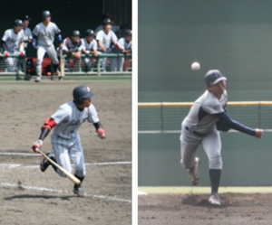 京学園大と佛大引き分け 京滋大学野球
