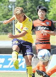 松江シティ 初黒星 中国サッカーリーグ
