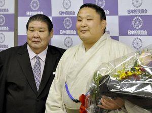 大相撲 元朝赤龍、引退会見