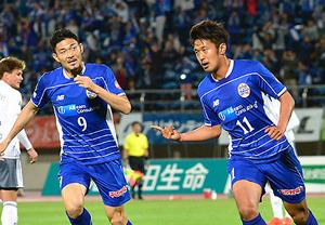 モンテ、松本に1-0で勝利