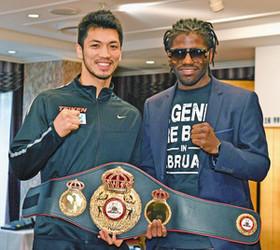 ボクシング 村田諒太「倒して勝つ」 20日トリプル世界戦