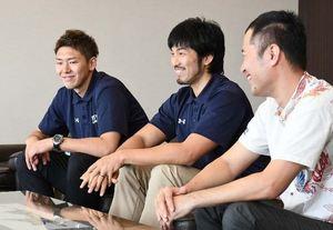 バスケBリーグ 1年目終え、琉球の金城「学ぶこと多かった」