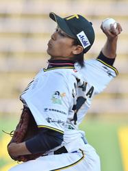 野球BCリーグ 首位富山、信濃に完敗